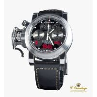 GRAHAM<BR>CHRONOFIGHTER VE-DAY LIMITED EDITION