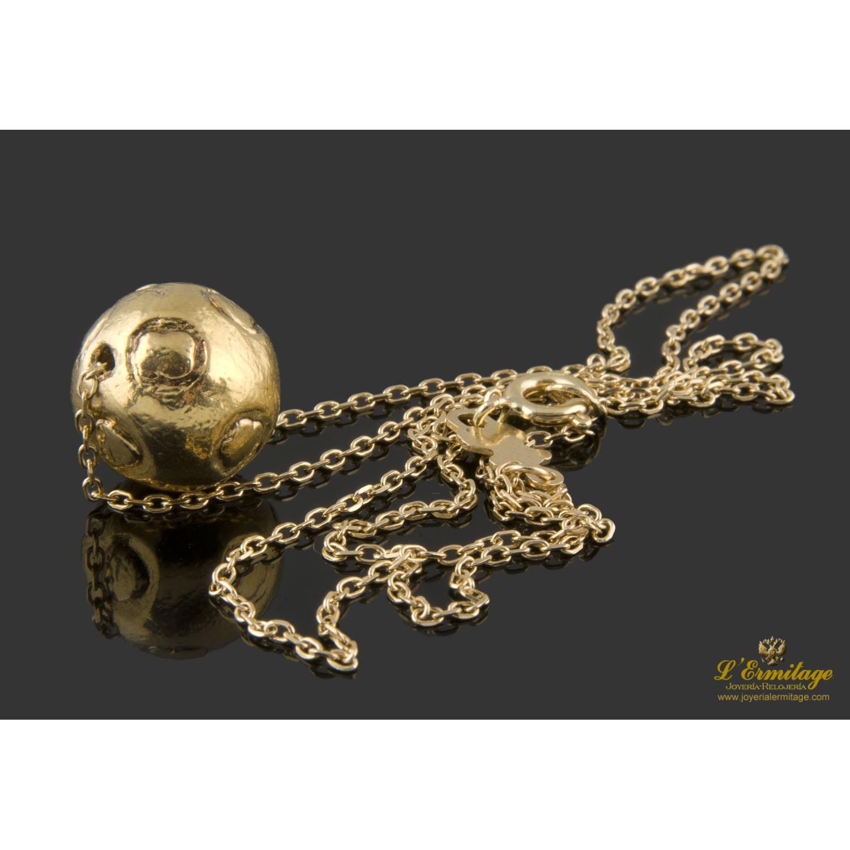 Collar Realizado En Por Oro Con Collares Tous Firmado Amarillo 0nOkwP