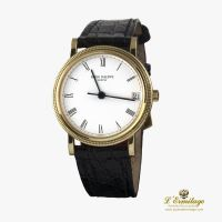 PATEK PHILIPPE<BR>CALATRAVA CLOUS DE PARIS YELLOW GOLD · ref.: 3802/200