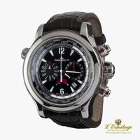JAEGER-LECOULTRE<BR>MASTER COMPRESSOR EXTREME WORLD CHRONO... · ref.: 1768470