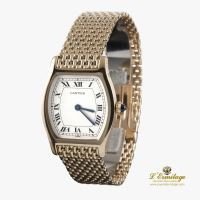 CARTIER<BR>TURTLE MINI ORO AMARILLO CABALLERO · ref.: 201523
