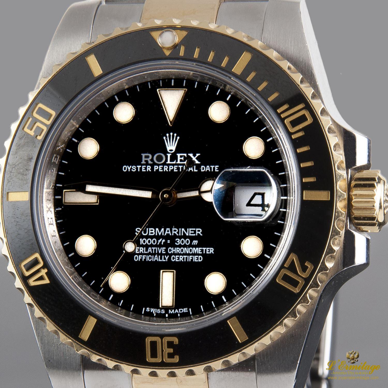 7df294798e4 reloj rolex submariner acero y oro