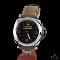PANERAI<BR>LUMINOR 1950 3 DAYS ACERO · ref.: PAM00372