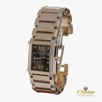 PATEK PHILIPPE<BR>TWENTY-4 QUARZ MEDIUM ORO ROSA · ref.: 4910/11