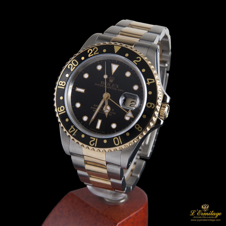 Rolex Oro Negro