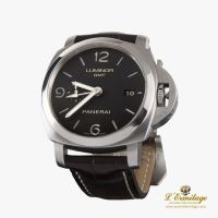 PANERAI<BR>LUMINOR 1950 3 DAYS GMT AUTOMATIC. · ref.: PAM 00320