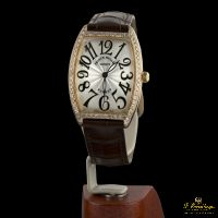 FRANCK MULLER<BR>COLOR DREAMS ORO AMARILLO Y DIAMANTES ...