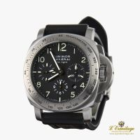 PANERAI<BR>LUMINOR DAYLIGHT CHRONOGRAPH ACERO AUT... · ref.: PAM 00250