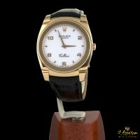 ROLEX<BR>CELLINI ORO ROSA CUERDA MANUAL CABALLE...