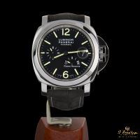 Panerai LUMINOR POWER RESERVE ACERO... · ref.: PAM 00090