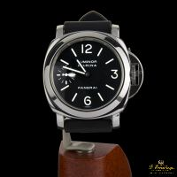 PANERAI<BR>LUMINOR MARINA ACERO CUERDA MANUAL. · ref.: PAM00111