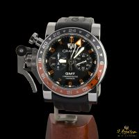 GRAHAM<BR>CRONOFIGHTER OVERSIZE GMT BIG DATE. · ref.: 20VASGMT
