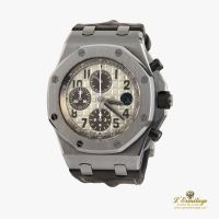 AUDEMARS PIGUET<BR>ROYAL OAK OFFSHORE CHRONOGRAPH ACREO. ... · ref.: 26470ST.OO.A801CR.01