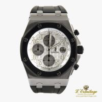 AUDEMARS PIGUET<BR>ROYAL OAK OFF SHORE SAFARI ACERO CHRON... · ref.: 25940SK.OO.D002CA.02...