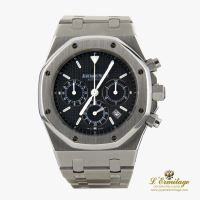 AUDEMARS PIGUET<BR>ROYAL OAK ACERO CHRONO AUTOMÁTICO 39MM... · ref.: 25860ST.OO.1110ST.04
